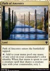 Path of Ancestry
