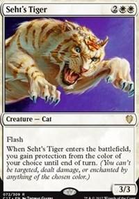 Sehts Tiger