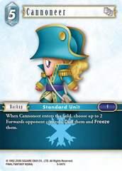 Cannoneer - 3-047R - Foil