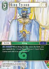 King Tycoon - 3-059H - Foil
