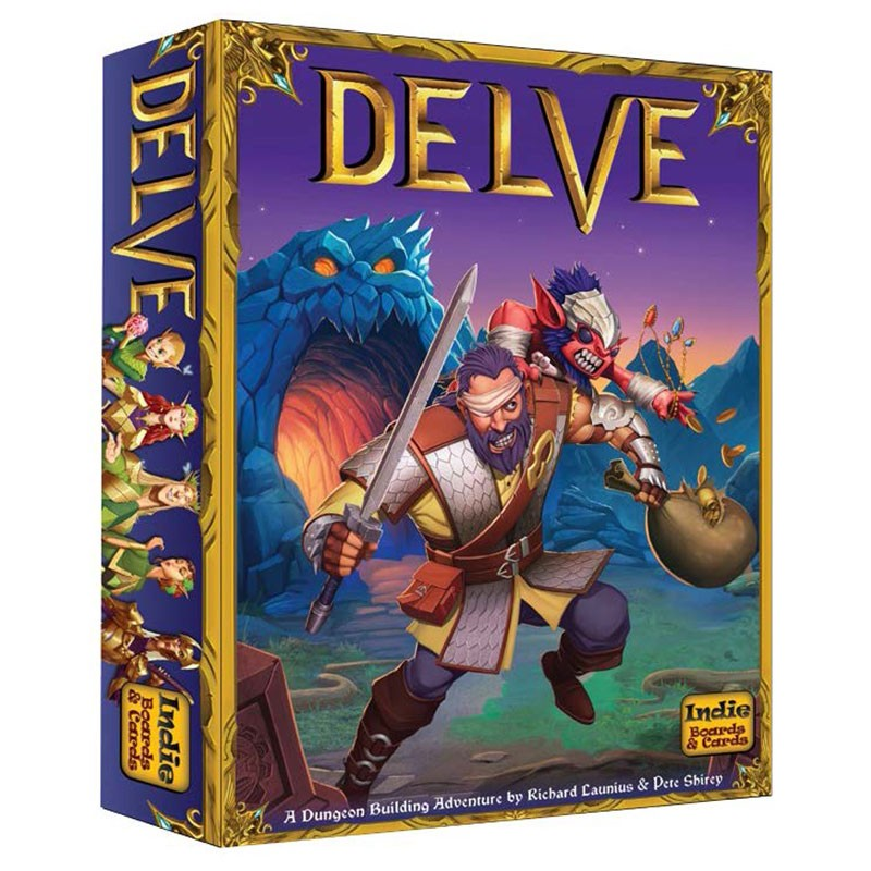 Delve (Indie Boards and Cards)