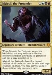 Mairsil, the Pretender - Foil