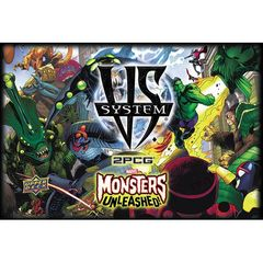 Vs System: 2Pcg - Marvel Monsters Unleashed