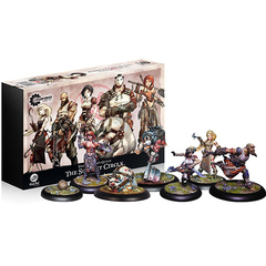 Guild Ball: Butcher's Guild - The Scarlet Circle