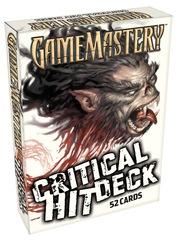 Pathfinder Rpg: Gamemastery - Critical Hit Deck