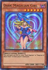 Dark Magician Girl - MVP1-ENG56 - Gold Rare - Unlimited Edition