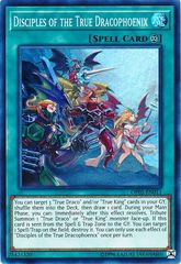 Disciples of the True Dracophoenix - OP05-EN011 - Super Rare - Unlimited Edition
