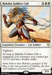 English Commander 2015 MTG Magic Blade of Goldnight NM-Mint 1x Gisela