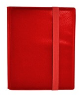 Dex Protection - Binder 9 Pocket Red