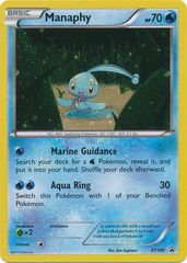 Manaphy - XY190 - Magearna Mythical Collection Promo