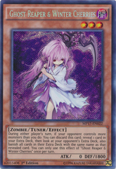 Ghost Reaper & Winter Cherries - MP17-EN022 - Secret Rare - 1st Edition