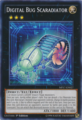 Digital Bug Scaradiator - MP17-EN027 - Common - 1st Edition