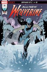 All New Wolverine #26 Leg