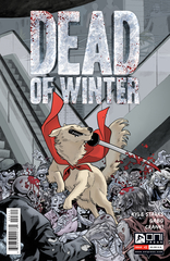 Dead Of Winter #3 (Mature Readers)