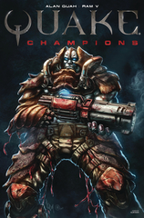 Quake: Champions #3 (Of 4) (Mature Readers) (Cover A - Quah)