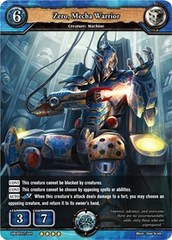 Zero, Mecha Warrior - DB-BT01/049 - RR - Foil