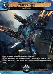 All Guns Blazing - DB-BT01/069 - C - Foil