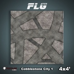FLG Mats - Cobblestone City 1 4X4