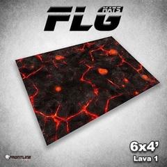 Frontline Gaming - Lava 1 4X6