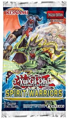 Spirit Warriors 1st Edition Booster Pack