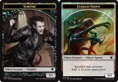 Vampire Token // Eldrazi Spawn Token