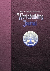 Gamemaster's Worldbuilding Journal