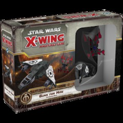 Star Wars X-Wing - Guns for Hire Expansion Pack