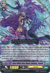 Dark Wolf that Hunts Deities, Fenrir - G-BT11/014EN - RR