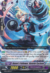 Amon's Follower, Hateful Cyclone - G-BT11/087EN - C