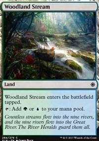 Woodland Stream (Ixalan) - Planeswalker Deck Exclusive