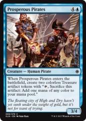 Prosperous Pirates - Foil