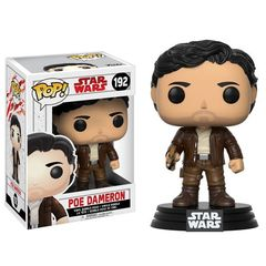 Pop! - Poe Dameron (SW The Last Jedi)