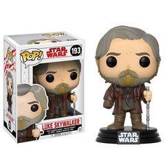 Pop! Star Wars 193: Star Wars: The Last Jedi - Luke Skywalker