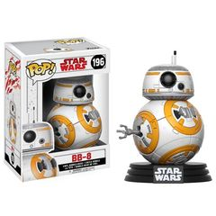 Pop! - BB-8 (SW The Last Jedi)
