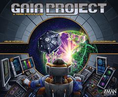 Gaia Project: A Terra Mystica Game [OOP]