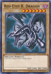 Red-Eyes B. Dragon - LEDU-EN000 - Common - 1st Edition