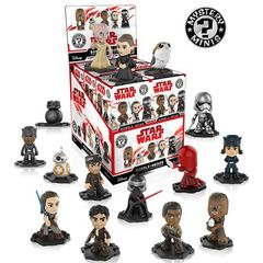 Mystery Minis: Star Wars: The Last Jedi (x1)