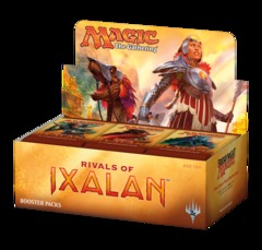 Rivals of Ixalan Booster Box (36 packs)