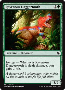 Ravenous Daggertooth