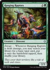 Ranging Raptors - Foil