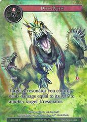 Dino-Rush (Full Art) - ACN-036 - C