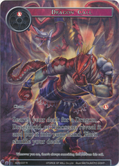 Dragon Call (Full Art) - ACN-037 - R
