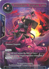 Environmental Researcher, Fabre (Full Art) - ACN-039 - R