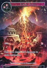 Flame Style (Full Art) - ACN-044 - U