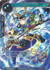 Shaela's Elite (Full Art) - ACN-078 - R