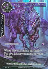 Vicious Wounded Beast (Full Art) - ACN-141 - C