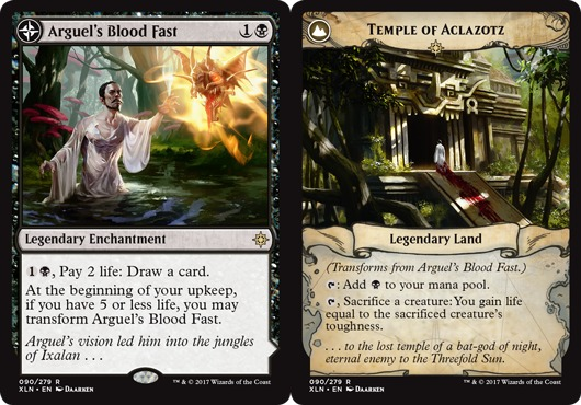 Arguels Blood Fast // Temple of Aclazotz