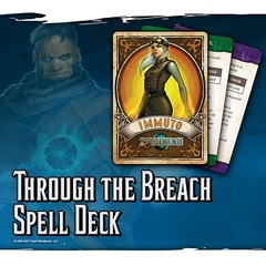 Through The Breach 2E Spell Deck