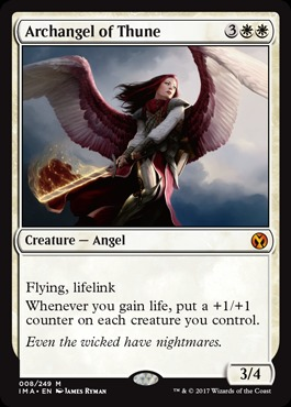Archangel of Thune - Foil
