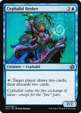 Cephalid Broker